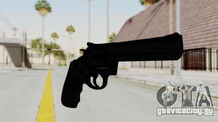 Colt .357 Black для GTA San Andreas