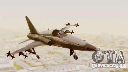 Northrop F-5E Tiger II JASDF для GTA San Andreas