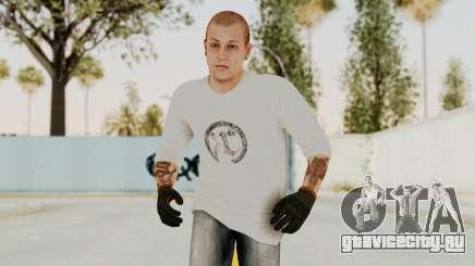 GTA 5 Tattooist v2 для GTA San Andreas