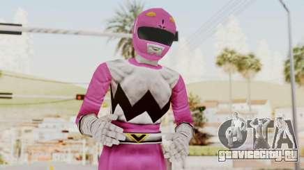 Power Rangers Lost Galaxy - Pink для GTA San Andreas