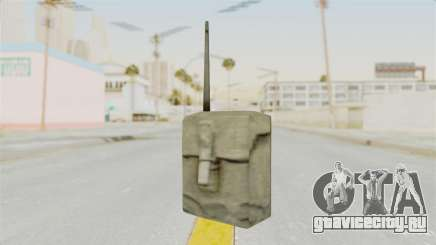 Metal Slug Weapon 4 для GTA San Andreas
