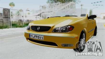 Nissan Maxima Spyder для GTA San Andreas