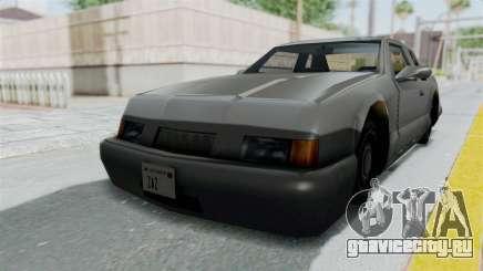 Lumia (Civil Hotring Racer) для GTA San Andreas