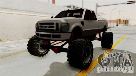 Ford F-350 Super Duty Monster Truck для GTA San Andreas