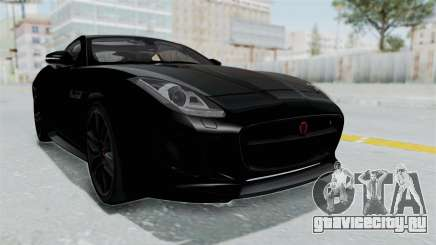 Jaguar F-Type Coupe 2015 для GTA San Andreas