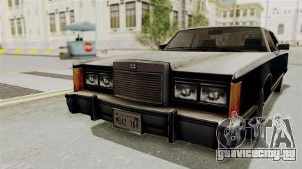 GTA 5 Dundreary Virgo SA Style для GTA San Andreas