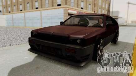 Blista CRX для GTA San Andreas