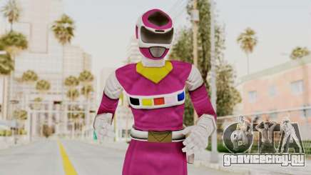 Power Rangers In Space - Pink для GTA San Andreas
