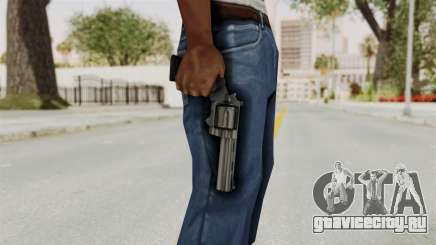 Liberty City Stories Colt Python для GTA San Andreas