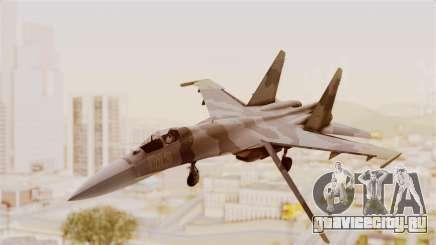 SU-27 Hydra для GTA San Andreas