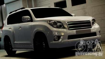Toyota Land Crusier Prado 150 для GTA 4