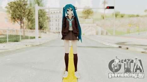 Project Diva F2nd - Hatsune Miku (Rolling Girl) для GTA San Andreas второй скриншот