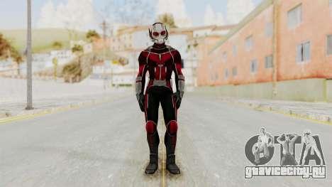 Captain America Civil War - Ant-Man для GTA San Andreas второй скриншот