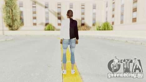 Female Skin v1 для GTA San Andreas третий скриншот