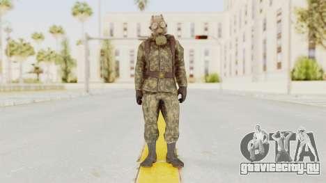 COD Black Ops Russian Spetznaz v3 для GTA San Andreas второй скриншот