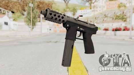 Tec-9 HD для GTA San Andreas