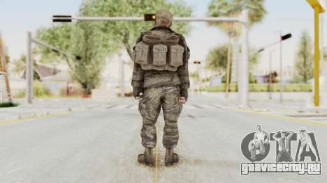 COD BO SOG Hudson v2 для GTA San Andreas третий скриншот