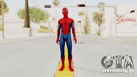 Marvel Heroes - Spider-Man (Civil War) для GTA San Andreas второй скриншот