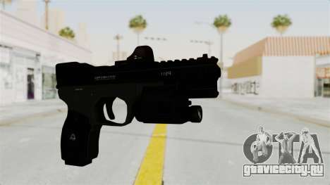Killzone - M4 Semi-Automatic Pistol для GTA San Andreas