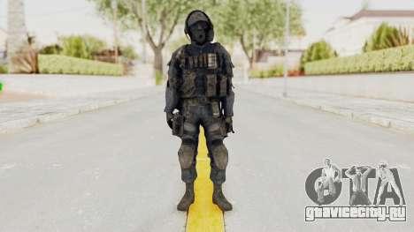 CoD MW3 SAS для GTA San Andreas второй скриншот