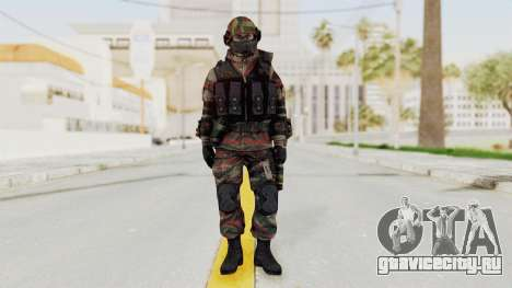 Battery Online Russian Soldier 6 для GTA San Andreas второй скриншот