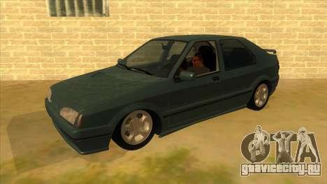 Renault 19 Coupe для GTA San Andreas