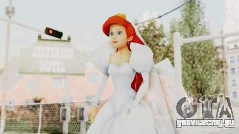 Ariel New Outfit v2 для GTA San Andreas третий скриншот