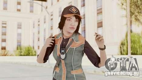 Assassins Creed 4 - Rebecca Crane для GTA San Andreas