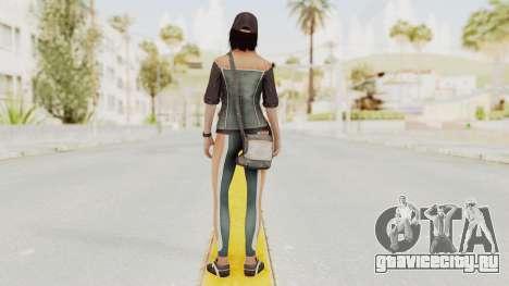 Assassins Creed 4 - Rebecca Crane для GTA San Andreas третий скриншот