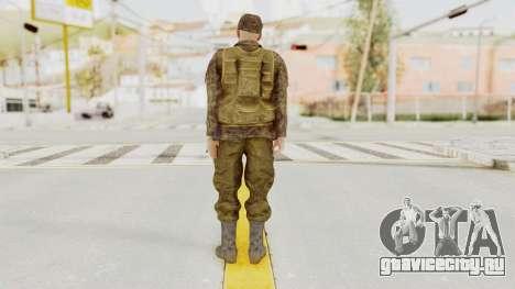 MGSV The Phantom Pain Soviet Union Vest v1 для GTA San Andreas третий скриншот
