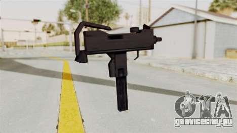 VC MAC-10 для GTA San Andreas второй скриншот