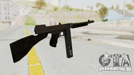 GTA 5 Gusenberg Sweeper Custom для GTA San Andreas второй скриншот