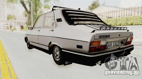 Dacia 1310 TX 1986 для GTA San Andreas вид слева