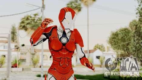Marvel Heroes - Rescue для GTA San Andreas