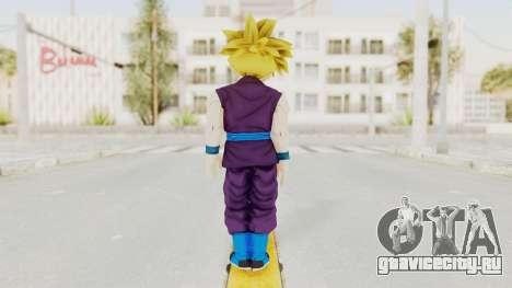 Dragon Ball Xenoverse Gohan Teen DBS SSJ1 v1 для GTA San Andreas третий скриншот