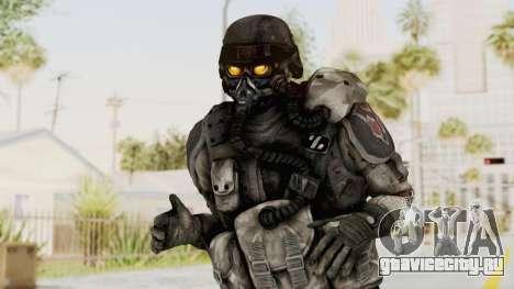 Helghan Assault Trooper для GTA San Andreas