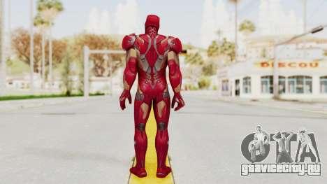 Marvel Future Fight - Iron Man (Civil War) для GTA San Andreas третий скриншот