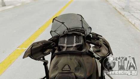 CoD Advanced Warfare - Hover Bike для GTA San Andreas вид сзади