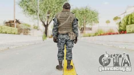 COD BO Russian Spetznas Flak MP v3 для GTA San Andreas третий скриншот