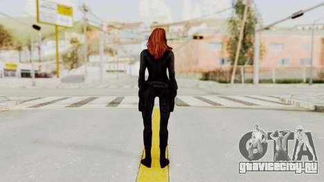 Captain America Civil War - Black Widow для GTA San Andreas третий скриншот