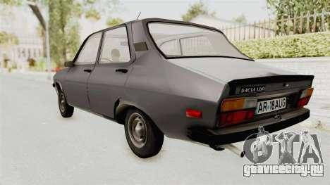 Dacia 1310 TX 1985 для GTA San Andreas вид слева