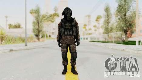 CoD MW3 Russian Military SMG v3 для GTA San Andreas второй скриншот