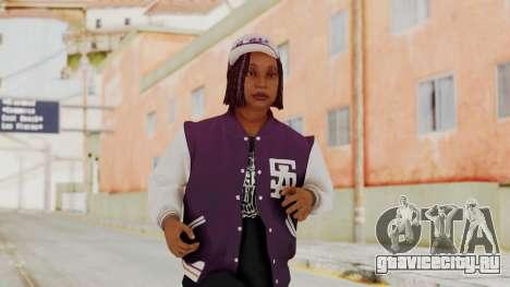 GTA 5 Ballas 3 для GTA San Andreas