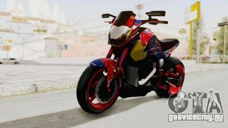 Honda MSX 125 Modified для GTA San Andreas