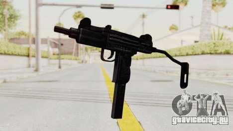 IMI Mini Uzi v2 для GTA San Andreas