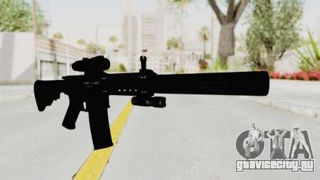 Colt M4 CQB S.W.A.T. для GTA San Andreas