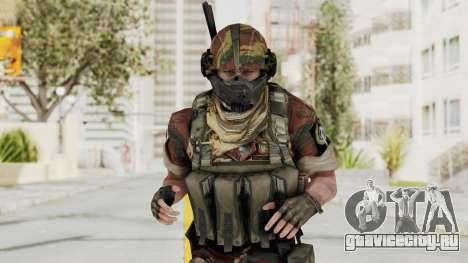 Battery Online Russian Soldier 4 для GTA San Andreas