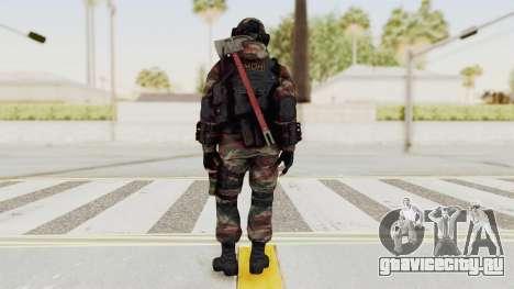 Battery Online Russian Soldier 6 для GTA San Andreas третий скриншот