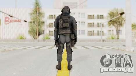 CoD MW3 SAS для GTA San Andreas третий скриншот