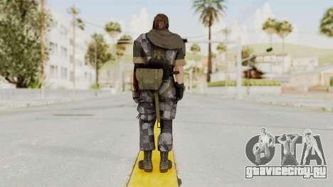 MGSV The Phantom Pain Venom Snake Sc No Patch v7 для GTA San Andreas третий скриншот
